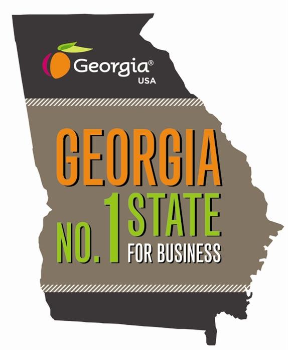 Georgia - No. 1 State for Business
