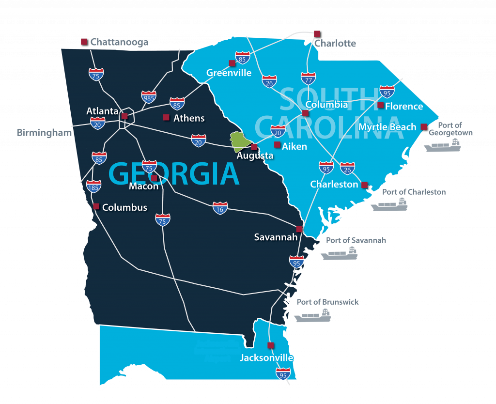 Georgia Business Tax Incentives for Job Creation and Investment